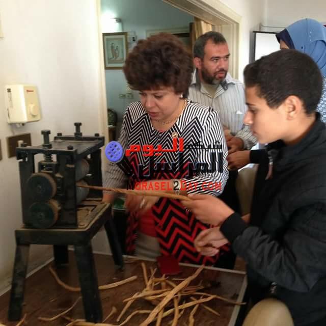 المجلس القومي للمرأة ينظم ورشة عمل لتدريب السيدات على المشروعات الصغيرة ببنى سويف