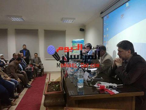 """عقد المجلس الأعلى للثقافة بالتعاون مع الإتحاد الدولي للصحافة العربية والمنتدى الإستراتيجي للتنمية والسلام ندوة إعلامية تحت عنوان """"الإعلام والتنمية الشاملة"""""""