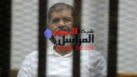 عاجل: اعادة محاكمة المعزول «مرسي» وقيادات الإخوان في «الهروب من وادي النطرون»