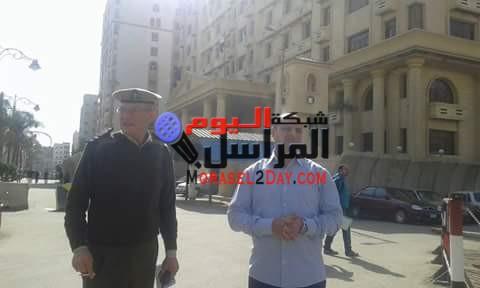 برئاسة ابوالعزم حملة أمنية مكبرة بشبين الكوم