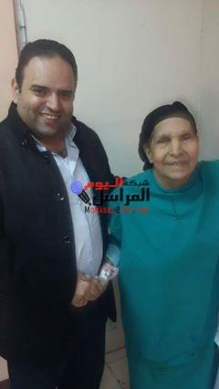 نجاح عملية جراحيه لسيدة مسنة فى مستشفى ببا جنوب بنى سويف
