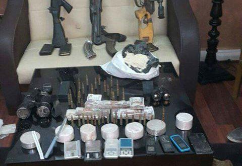 استشهاد شرطى ومقتل 3 متهمين من تجار مخدرات فى تبادل إطلاق نار بصحراء القاهرة