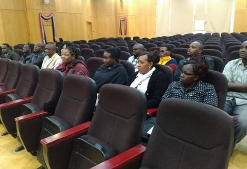 8 دول أفريقية تشارك ببرنامج إدارة المنشآت الصحية بالفيوم