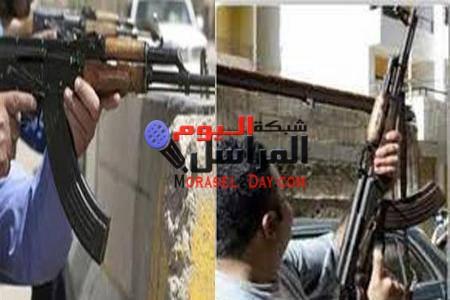 عاجل .. اصابة رجلين بطلقات نارية في معركة بقرية سرسنا بطامية