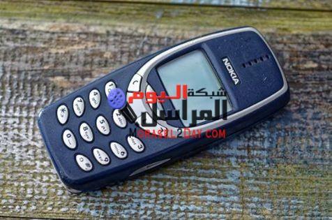 """نوكيا تطرح هاتفها الشهير""""3310″ مجددا بالأسواق"""