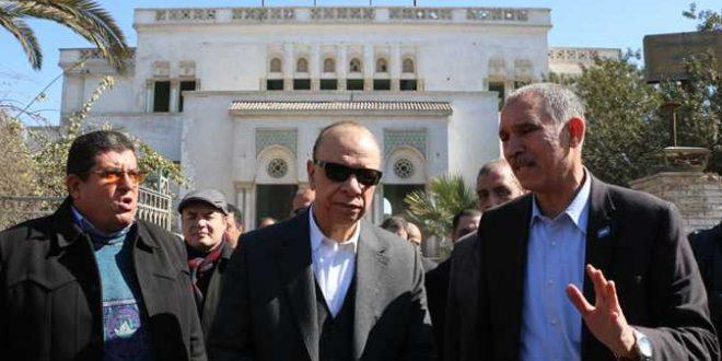 محافظ القاهرة يشكل لجنة لرفع كفاءة وتطوير ميدان حدائق القبة