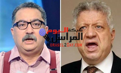 مرتضى منصور مهاجماً إبراهيم عيسى :اللى مش هيحترم نفسه هياخذ بالجزمة القديمة