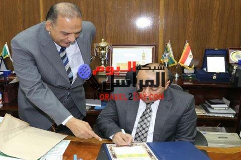 حافظ المنوفية يوافق على حل جمعية صناع الامل الخيرية بالباجور