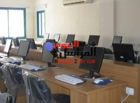 رئيس جامعة القاهرة يفتتح صالة اللياقة البدنية بتجارة الشيخ زايد
