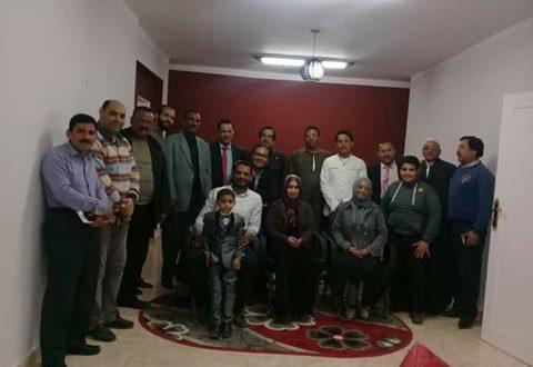 """""""بالصور"""" إجتماع هيئة حزب """"فرسان مصر"""" بالفيوم للإستعداد لإفتتاح مقره الجديد بحضور أمين عام قطاع الحزب لشمال الصعيد."""