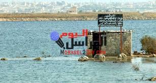بمباركة المسئولين بالاسكندرية …. ردم وتجفيف وسرقة اراضى بحيرة مريوط بالاسكندرية …