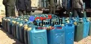 ضبط صاحب محطة وقود لبيعة 17 ألف لتر بنزين في السوق السوداء ببني سويف 
