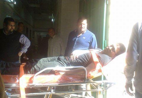مصرع مصري وصيني وإصابة 6 اخرين في تصادم بالفيوم