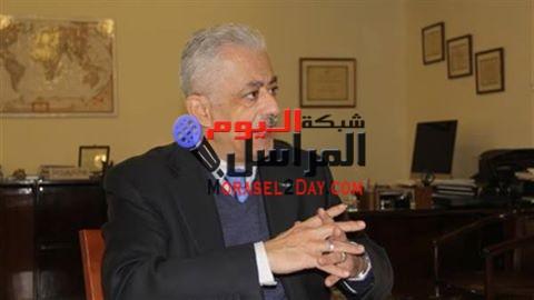 """. طبعا كدبه ابريل طارق شوقى يعلن عن وصول راتب المعلم لـ """"20 ألف جنيه"""" خلال ايام"""