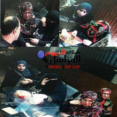 مباحث أشمون تنشر صور متهمين بسرقة محل مشغولات ذهبيةشهير بدائرة المركز للتعرف عليهم