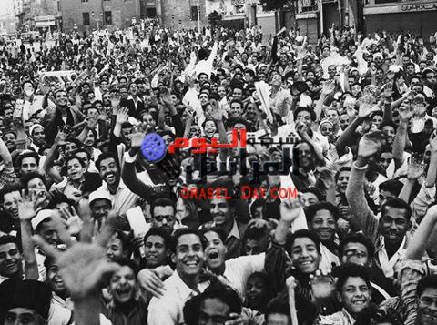 ارادة الشعب هي السبب الرئيسي لقيام ثورة يوليو 1952م :