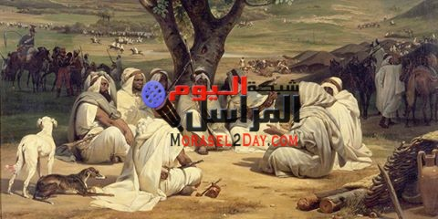أصل العرب