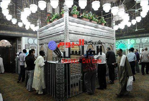 تاريخ رأس الإمام الحسين بمصر