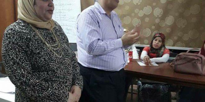 بالصور دوره تدريبيه لأطباء تنظيم الأسرة بصحة بنى سويف