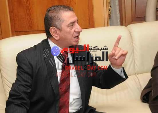 محافظ كفرالشيخ يقرر حظر نقل الأقماح الى خارج المحافظة..وتكثيف الرقابة والتفتيش على المنافذ