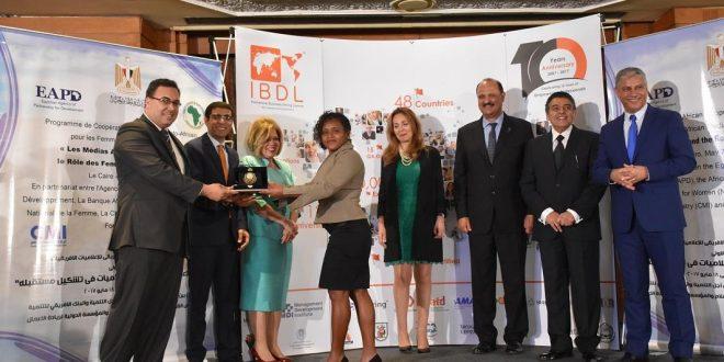 """بالصور..إختيار 40 إعلامية «سفراء» لــ «IBDL للتعليم والتنمية» في أفريقيا بمشاركة """"مشيرة خطاب"""""""