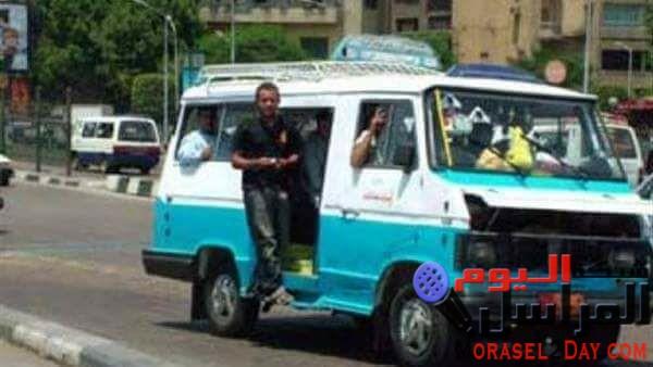 أهالي الفيوم يستغيثون من استغلال سائقى الأجرة تقسيم خطوط السير