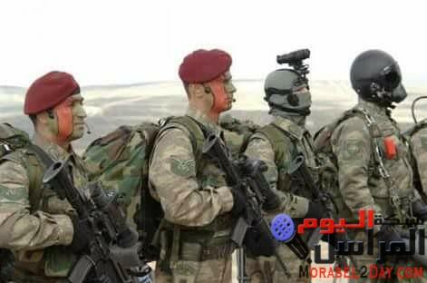 الرئيس التركى يصدق على نشر قوات تركية فى قطر