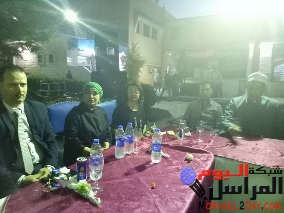 بيت العائلة المصرية بالفيوم يقيم مأدبة افطار رمضان الكريم بحضور محافظ الفيوم