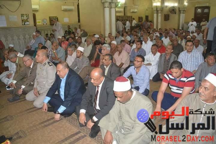 محافظ المنيا يشهد احتفالية الأوقاف بليلة القدر