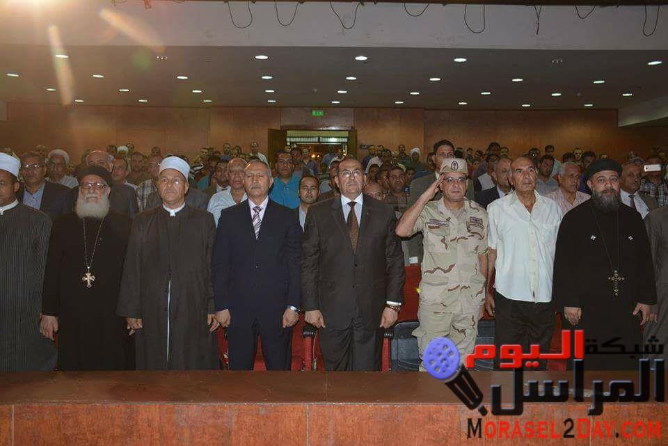 """فى ذكرى احتفالات 30 يونيو """"عبد المنعم"""" يسلم دفعة جديدة من العربات الذكية لشباب سوهاج"""