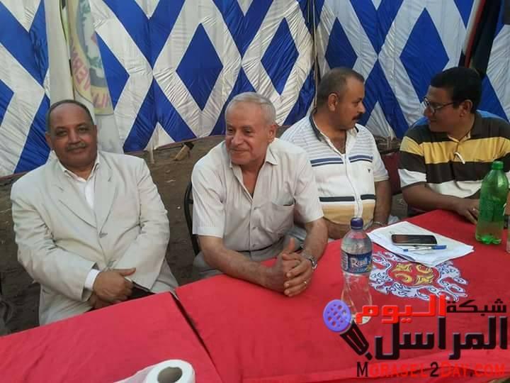 قصر ثقافة ميت الفرماوى يحتفل بثورة 23 يوليو بمشاركة جمعية العسكريين المتقاعدين باوليلة بالدقهلية