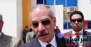 بالاسماء مدير امن بنى سويف يآمر بضبط الهاربين من سجن الواسطى
