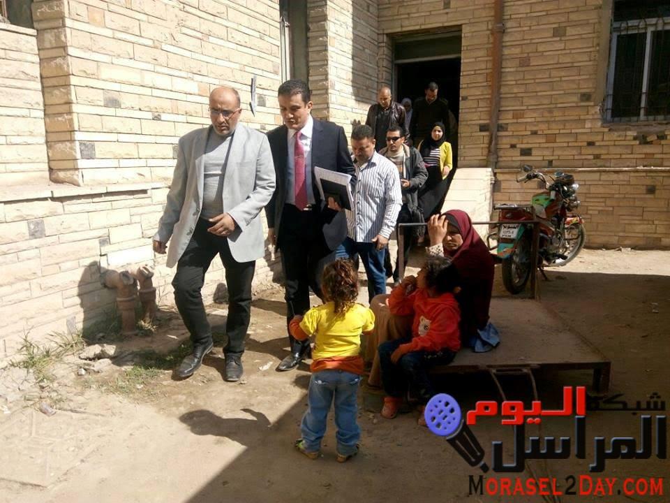 بعد رصد مخالفات فى المحافظة محافظ الفيوم: نعمل لاعلان الفيوم خالية من الفساد