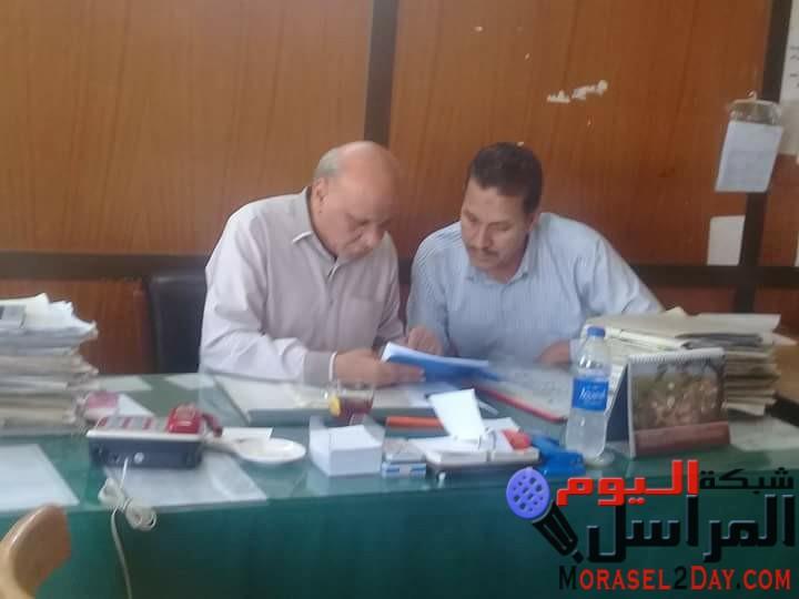 تحرير 14 محضر تموينى مخالف خلال حملة تموينية بمحافظة المنيا