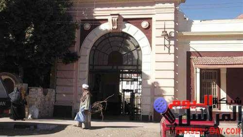 انتشار مكثف للشرطة بمحطة العامرية بالفيوم بعد دهس قطار لشاب