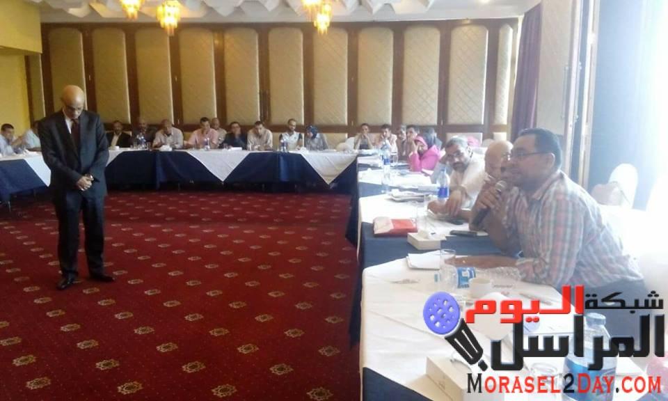 الجهود المبذولة للحفاظ على مستقبل الموارد المائية في مصر