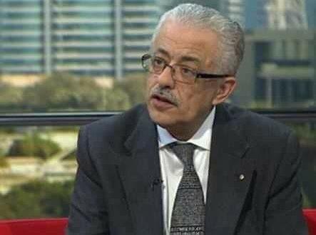 استياء وغضب عام ودعوات لإقامة جنحة مباشرة على وزير التربية والتعليم وفقا للمادة 137 من قانون العقوبات لاهانه وسب معلمون مصر ويصفهم ((بالحرامية ))