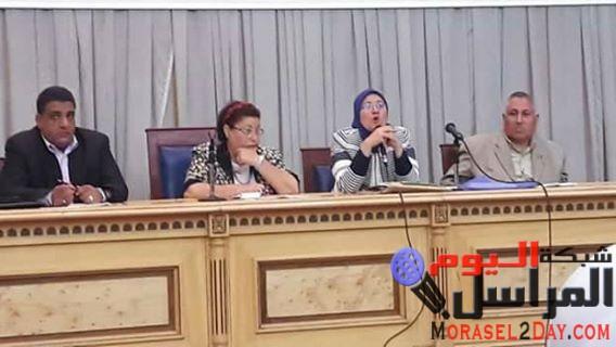 بالصور فوز ادارة الموهوبين بالمركز الثاني على مستوى الجمهورية بتعليم بنى سويف