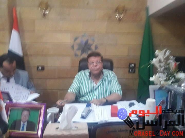 الصحفى محمد عطية بوكالة الأنوار اليوم وتهنئة واجبة