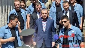 واشنطن قررت تجميد بيع السلاح لحرس الرئيس أردوغان