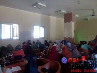 بالصور تعليم الفشن يعقد البرنامج التدريبى لتنميه مهارات معلمات رياض الأطفال