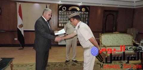 ضبط فلاح عرض رشوة على أمين شرطة لتهريب شقيقه في الفيوم