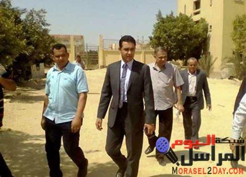 الرقابة الإدارية تحيل 49 موظف بالمدن الجامعية ببنى سويف للتحقيق