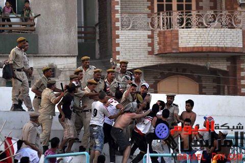 الشرطة والجيش يسيطران على مشاجرة بين عائلتين بالغرق