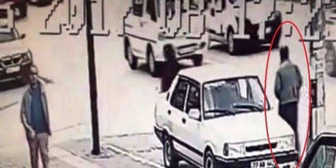 """شاهد كيف إنتحر """" عمر مصري"""" السوري في بورصا التركية"""