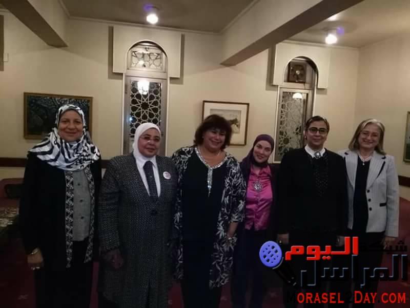 دار الاوبرا المصرية تستضيف حفل المرأة صانعة السلام