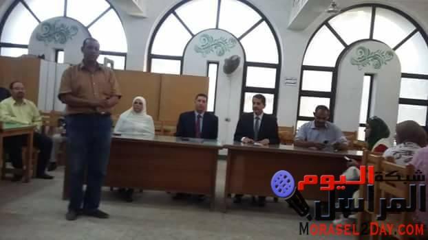 بالصورتعليم بني سويف مشاركة 47 طالباً وطالبةً في مؤتمر معا لمصر