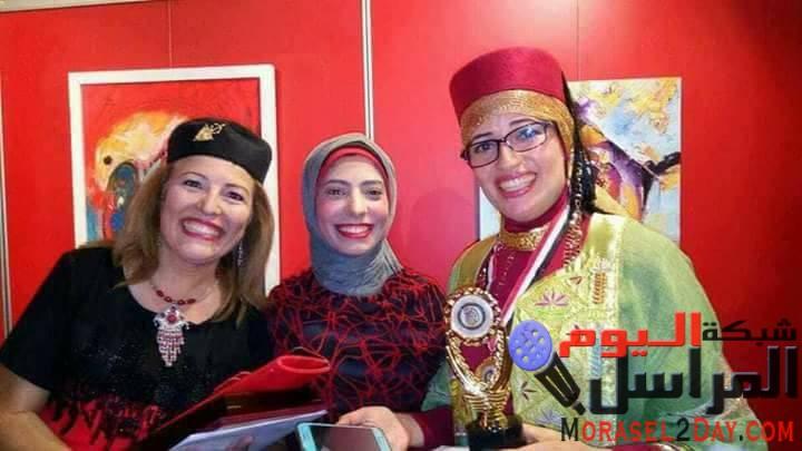 بالصور تنظيم ملتقي ابداع الدولي للفن التشكيلي بمشاركة ٢٢٠ فنان بالفيوم
