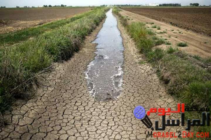 الأهالي يؤكدون قطع المياه عن الأراضي عن يوسف الصديق سيدمر الزراعات