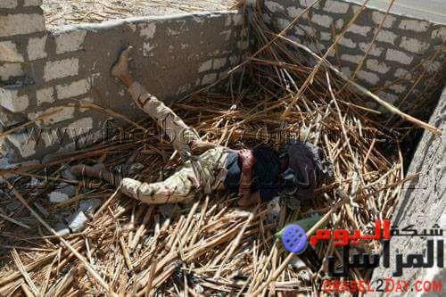 بيان وزارة الداخلية .. مقتل ١٣ ارهابي